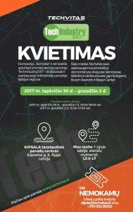 Kvietimas Tech Industry 2017 (1)